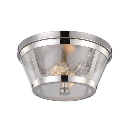 Murray Feiss FM393 Harrow 2 Light Flush Mount Ceiling Fixture ()