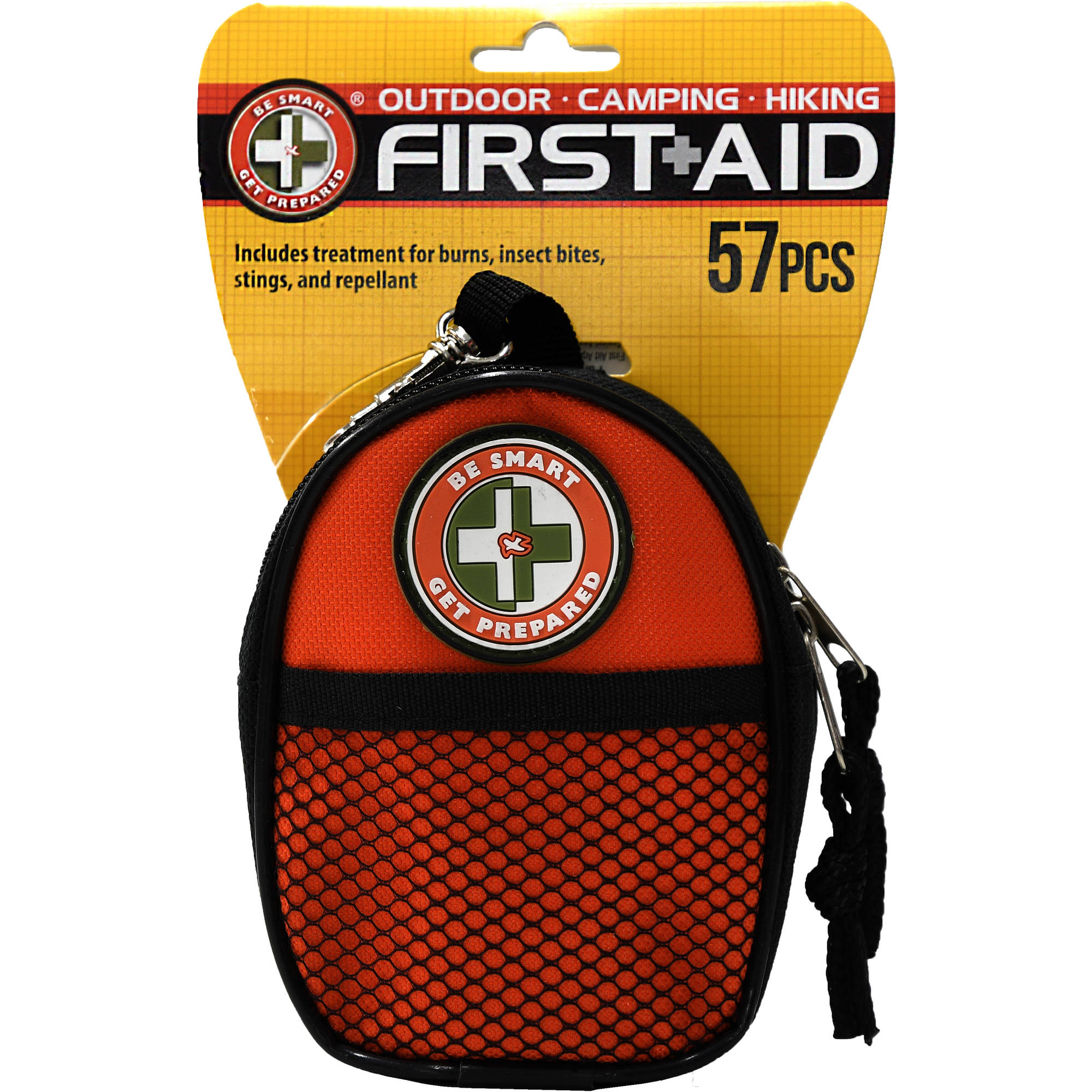 First Aid Kit, 57 pc by Total Resources Intl