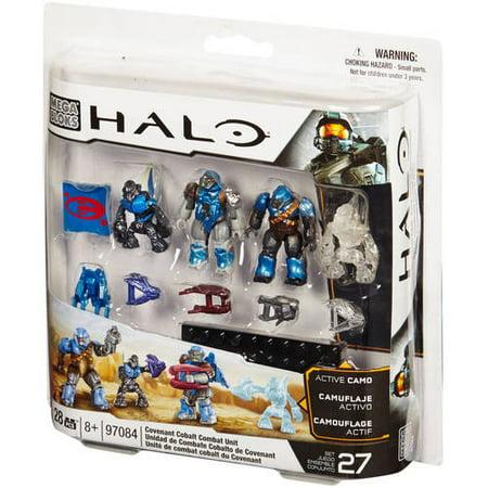 Mega Bloks Halo Combat Unit X, Covenant Cobalt Combat Unit