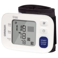 NEW Omron 3 Series Wrist Blood Pressure Monitor (Model BP6100)