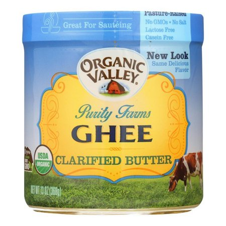 Purity Farms - Purity Farms Ghee - Clarified Butter - pack of 12 - 13 Oz.