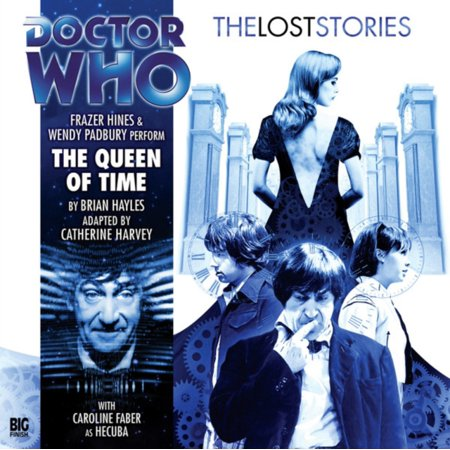 The Queen of Time (Doctor Who: The Lost Stories) (Audio CD) - Who Is Queen Isabella
