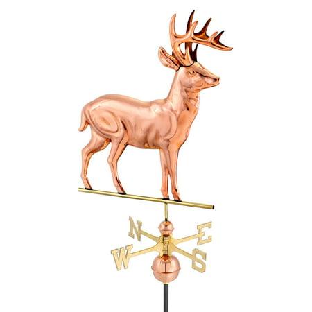 Good Directions Standing Deer Weathervane