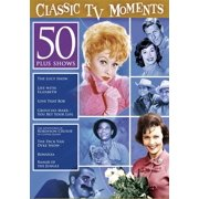 50 Classic TV Moments (DVD) by Platinum Disc
