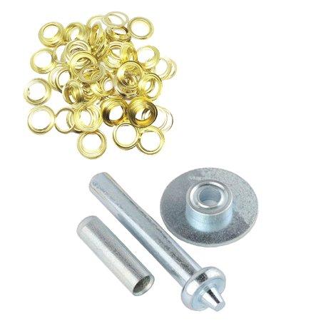 Tarp Repair Kit (60 pc 1/2