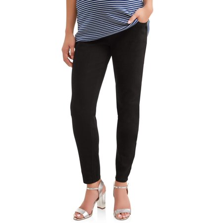 Time and Tru Maternity Full Panel Skinny Jean