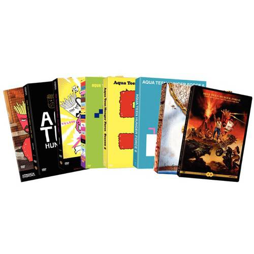 Aqua Teen Hunger Force: Volumes 1 - 7 / Aqua Teen Hunger Force Colon Movie Film For Theaters For DVD