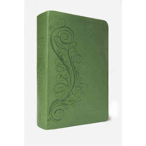 The New Inductive Study Bible: New American Standard, Olive, Milano Softone