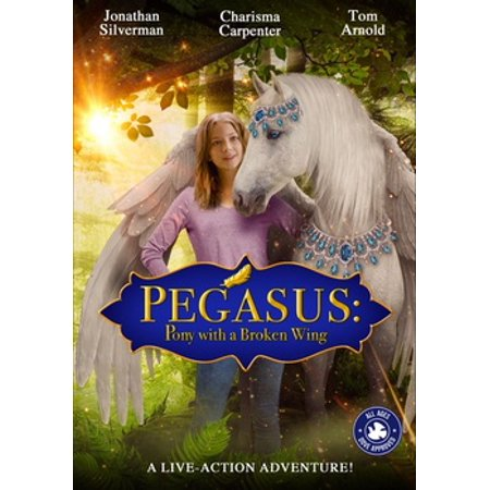 Pony Womens City Wings (Pegasus: Pony with a Broken Wing (DVD) )