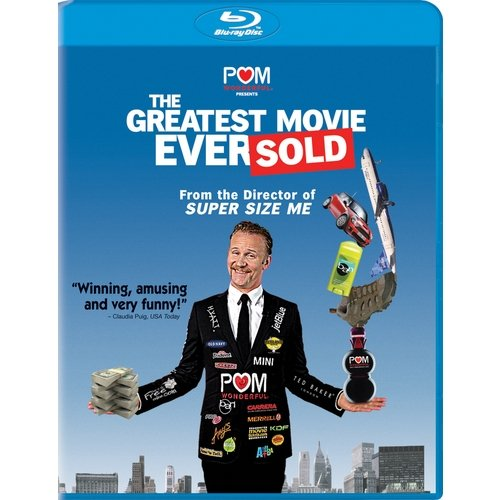Pom Wonderful Presents: The Greatest Movie Ever Sold (Blu-ray) (Anamorphic Widescreen)