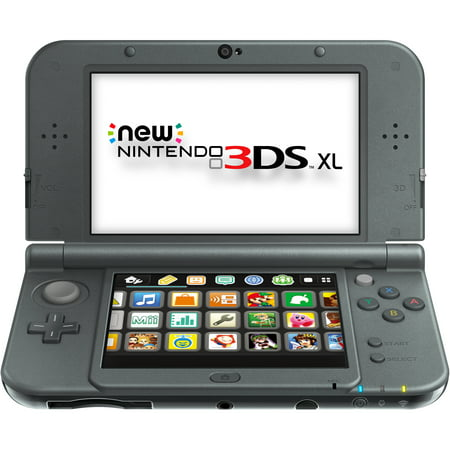 New Nintendo 3DS XL - Black, 045496781514](black friday deals on 2ds xl)