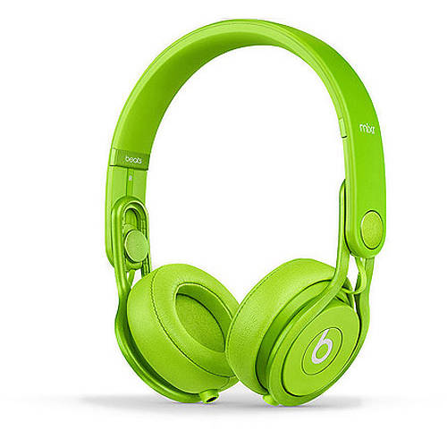 Refurbished Beats by Dr. Dre Mixr Over Ear Headphones