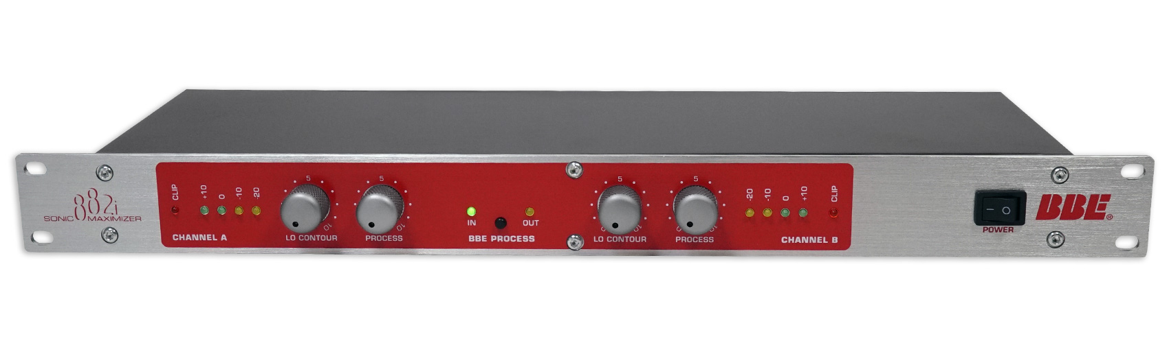 BBE 882I Professional Rack Mount Studio Sonic Maximizer Signal Sound Processor by BBE
