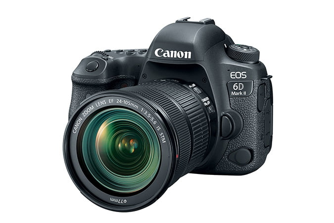Canon EOS 6D Mark II EF 24-105mm Kit by Canon