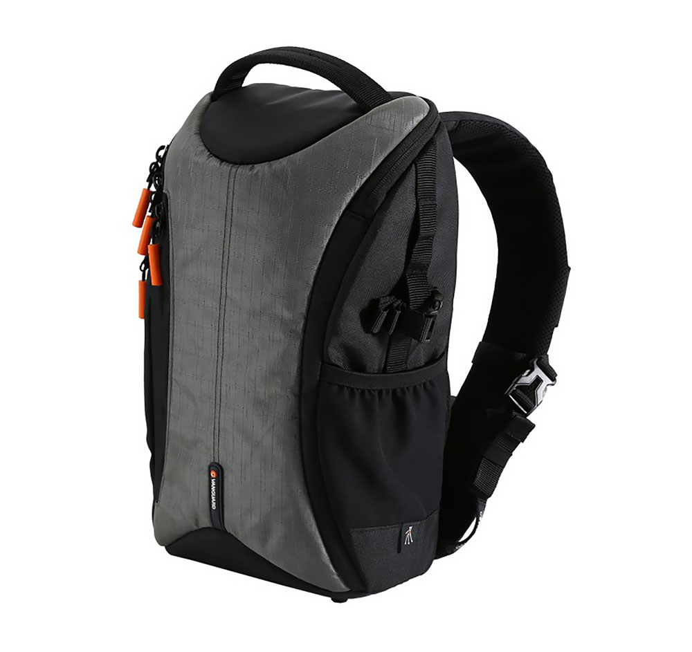 Vanguard Oslo 47GY Gray Sling Camera Bag by VANGUARD