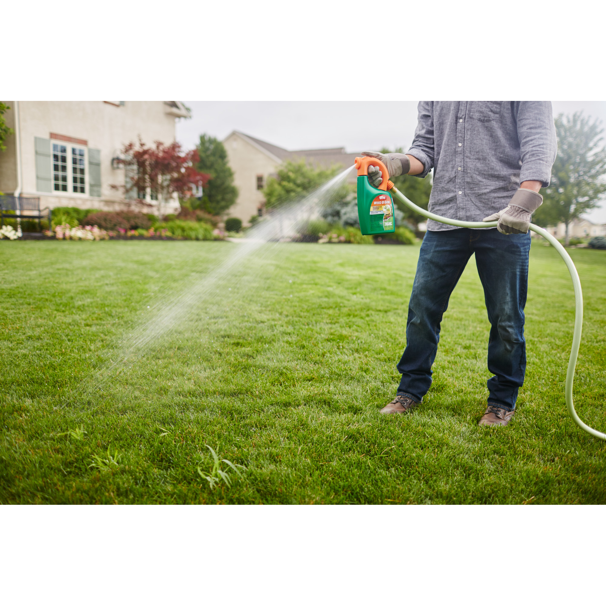 ortho weed b gon max plus crabgrass control weed killer for lawns