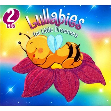 LULLABIES FOR LITTLE DREAMERS (Little Children Cd)
