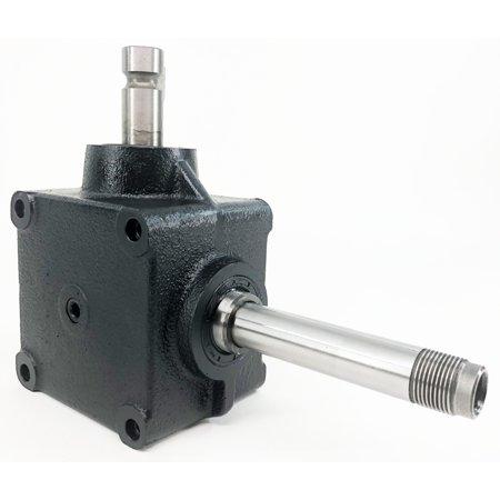 Gear Box Fits John Deere F1145 DE1858 TCA22280 72 Deck Gear Case Front Mount