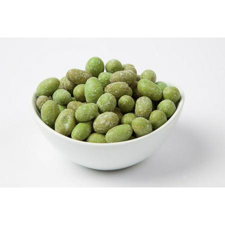 Wasabi Peanuts (4 Pound Bag)
