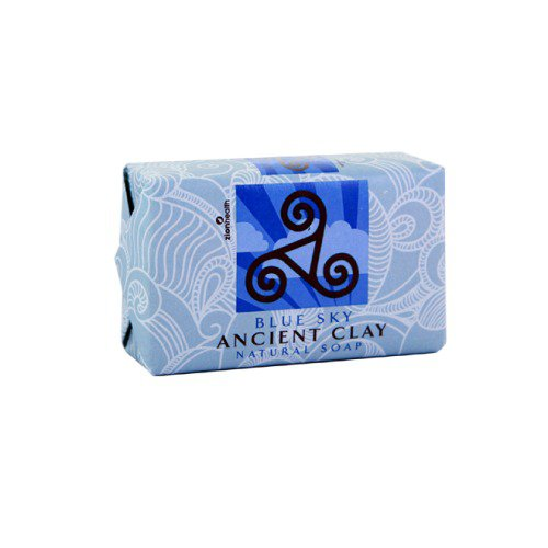 Clay Soap Blue Sky Zion Health 6 oz Bar Soap