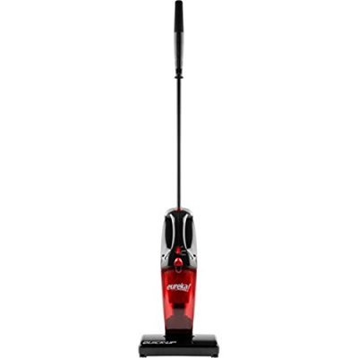 Eureka Quick-UP Bagless Stick Vacuum with Motorized Brush Roll, 169J,