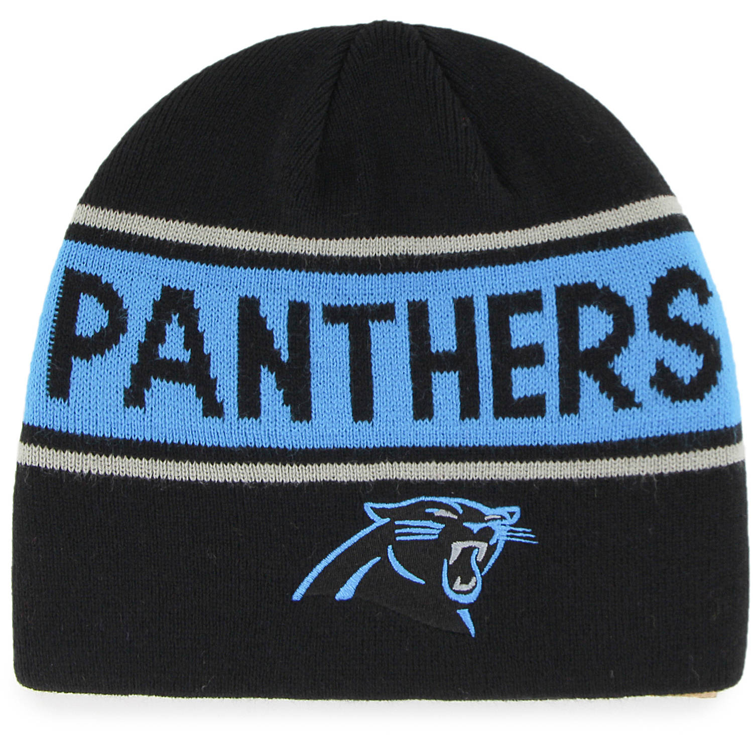 b088d7b85 NFL Carolina Panthers Basic Cap Hat by Fan Favorite - Walmart.com