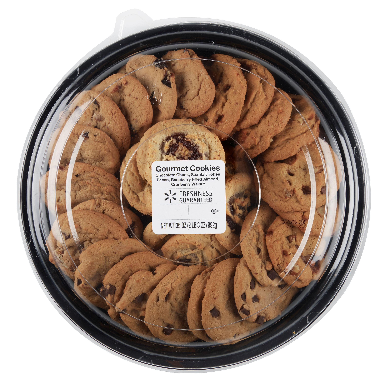Freshness Guaranteed Gourmet Cookie Platter 35 Oz