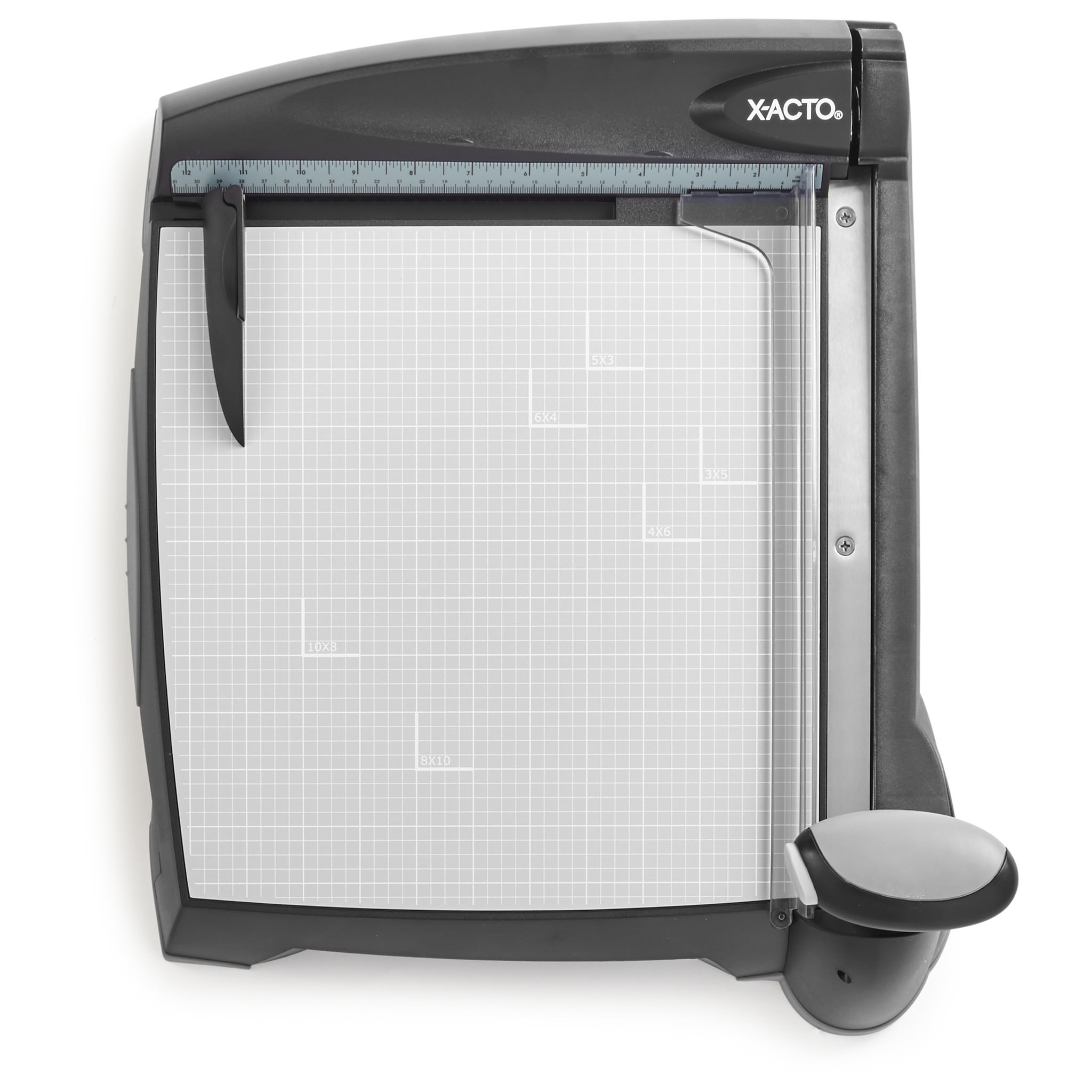 """""""X-Acto Laser Guillotine Trimmer, 12 Sheets, Plastic Base, 12"""""""" x 12"""""""""""""""