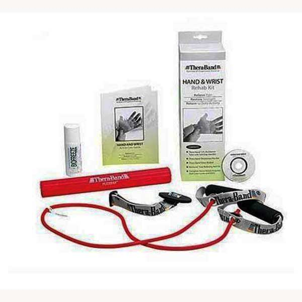 Thera-Band Hand & Wrist Rehab Kit