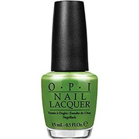 OPI Nail Lacquer Nail Polish, My Gecko Does (Glow In The Dark Nail Polish Opi)