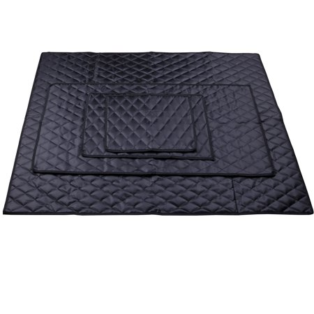 Pets Cooling Mat,Chilly Mat Pet Dog Cat Soft Summer Cooling Bed Fiber Mats Chilly Pad Cold Fabric Indoor Cool Cushion Pad Gray