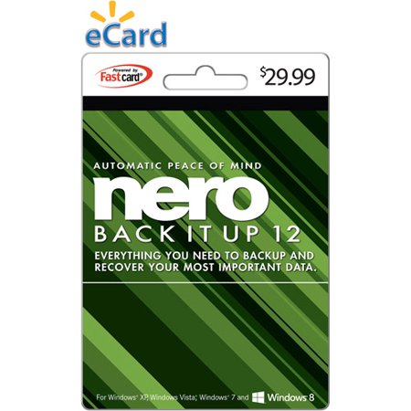 Nero BackItUp 12 $29.99 eGift Card (Email Delivery) ()