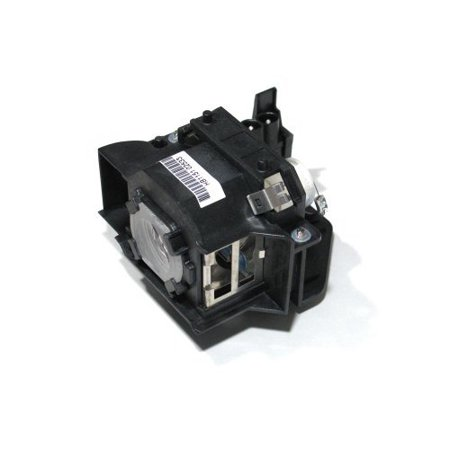 Compatible Epson Projector Lamp, Replaces Part Number ELPLP34. Fits Models: Epson PowerLite 62c, PowerLite 62c, EMP 62, EMP 62C, EMP 62C, EMP 63, EMP 76C, EMP 82, EMP 82C, EMP -