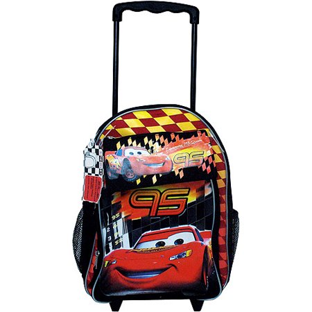 Disney Kids Cars Luggage