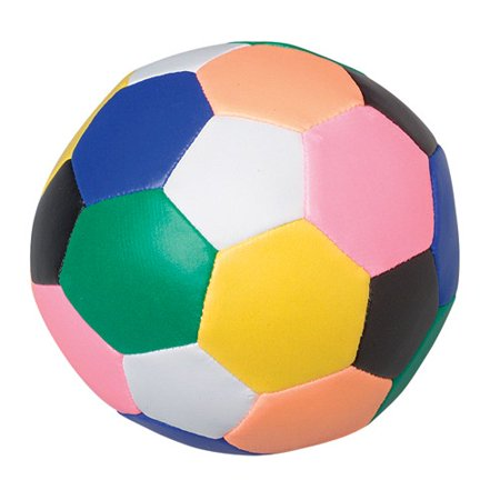 Us Toy Gs398 Multi Colored Soccer Balls