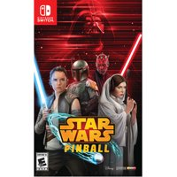 Star Wars Pinball, Zen Studios Ltd., Nintendo Switch, 884095195786