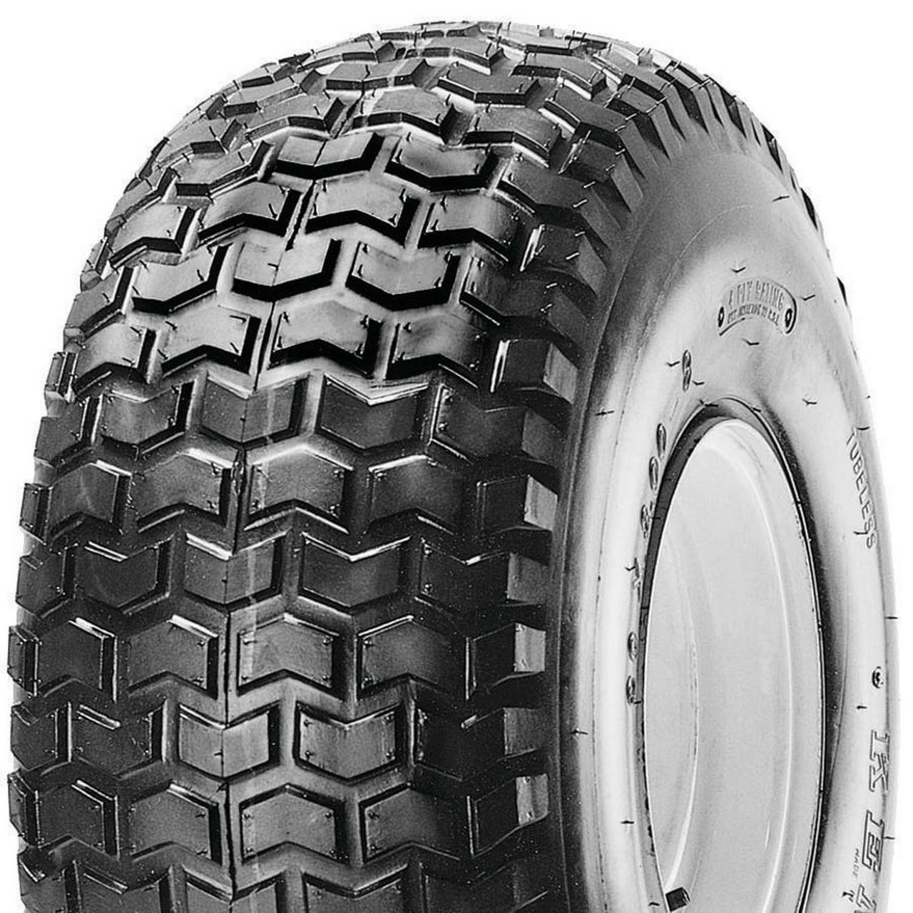 Martin Wheel 808-2TR-I Tubeless Tire Turf Rider, For Use With 8 X 7 in Wheel
