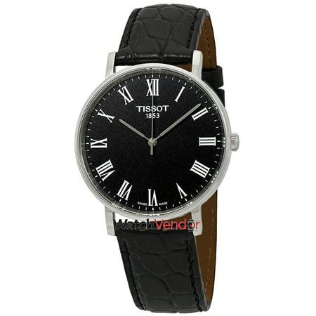 Tissot Everytime Medium Black Dial Men's Watch T109.410.16.053.00 - image 3 de 3