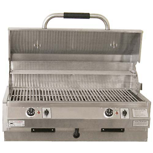 Electri-Chef Island Marine 32 in. Built-In Electric Grill Dual Burner by Electri - Chef Grill