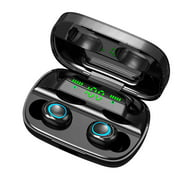 Wireless Bluetooth Earbuds, Bluetooth 5.0 Earphones with Digital LED Display, 3500 mAH Charging Case, 135H Playtime Stereo Sound Headphone, IPX5 Waterproof Built-in Mic for Sports, Workout, Gym, L3856