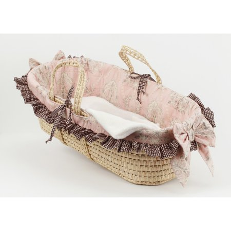 (Cotton Tale Designs Nightingale Moses Basket)