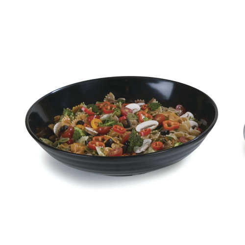 Carlisle Food Service Products Designer Displayware 160 oz. Melamine Pasta Bowl (Set of 4) by Carlisle Food Service Products