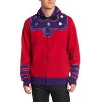 Marvel X-Men Maggie Magneto Zip Up Hoodie Sweatshirt