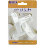 Plunger Cutter Set-Veined Lily