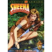 Sheena Queen of the Jungle 3 (DVD)