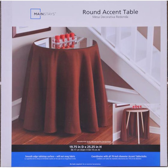 20 Round Decorative Table Cover Decoration For Home