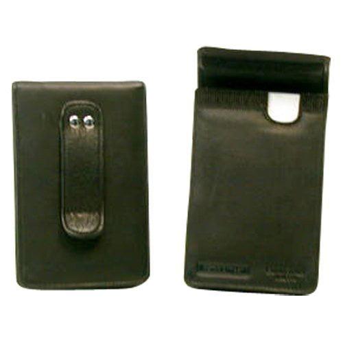 Bond Street, LTD. Luxurious JDD Leather Belt Clip PDA Organizer Case