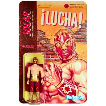 ReAction Legends of Lucha Libre Solar Action