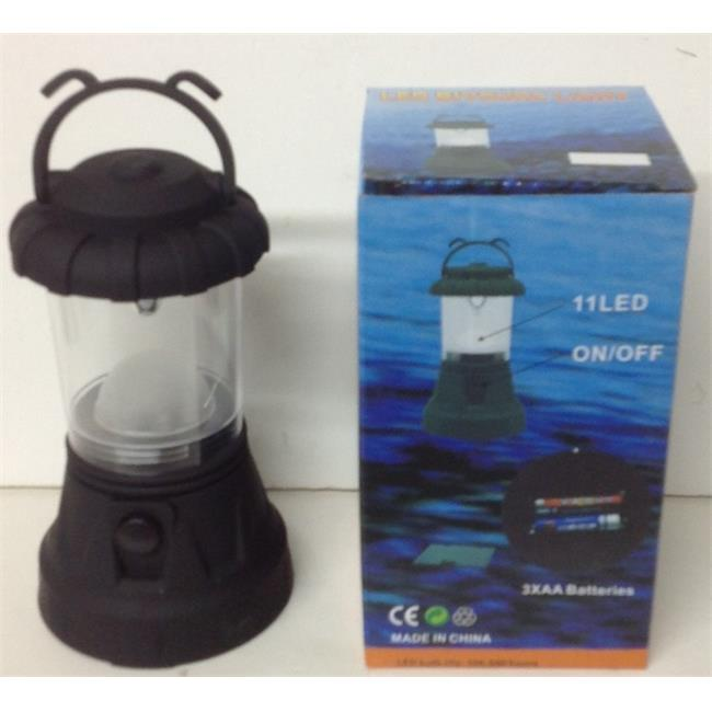 DDI 1267974 Camping Lantern - Battery Operated Case of 60