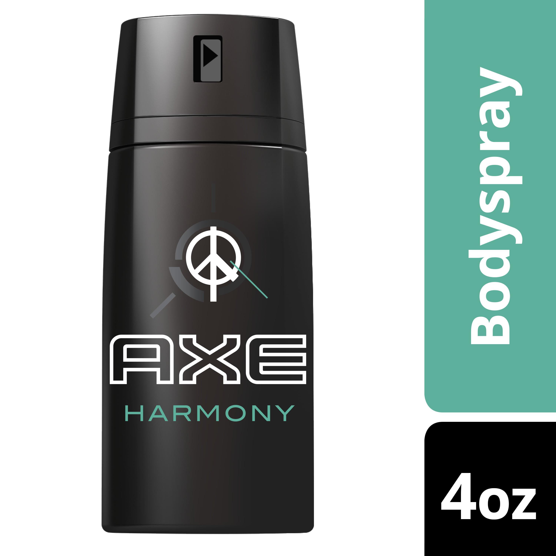 AXE Harmony Body Spray for Men 4 oz